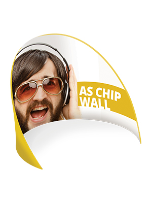 AS Chip Wall