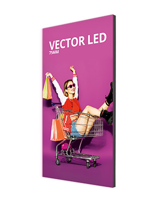 Vector LED 75 mm