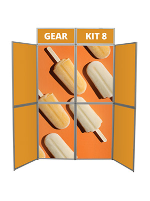 Gear Edge 8 Paneel Kit