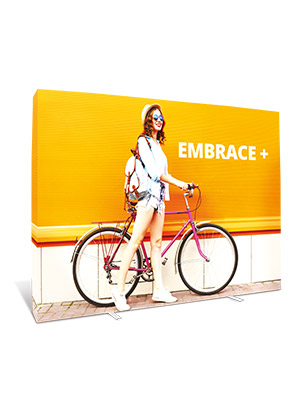 Embrace + mit LED-Hinterbeleuchtung (Optional)
