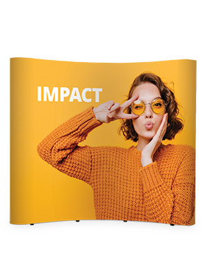 Impact Pop-up gerade